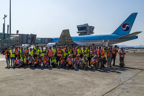 Korean Air Open Day 2015